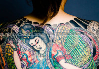 Tattoo in Japan-Japanese traditional, modern, underground tattoo and irezumi