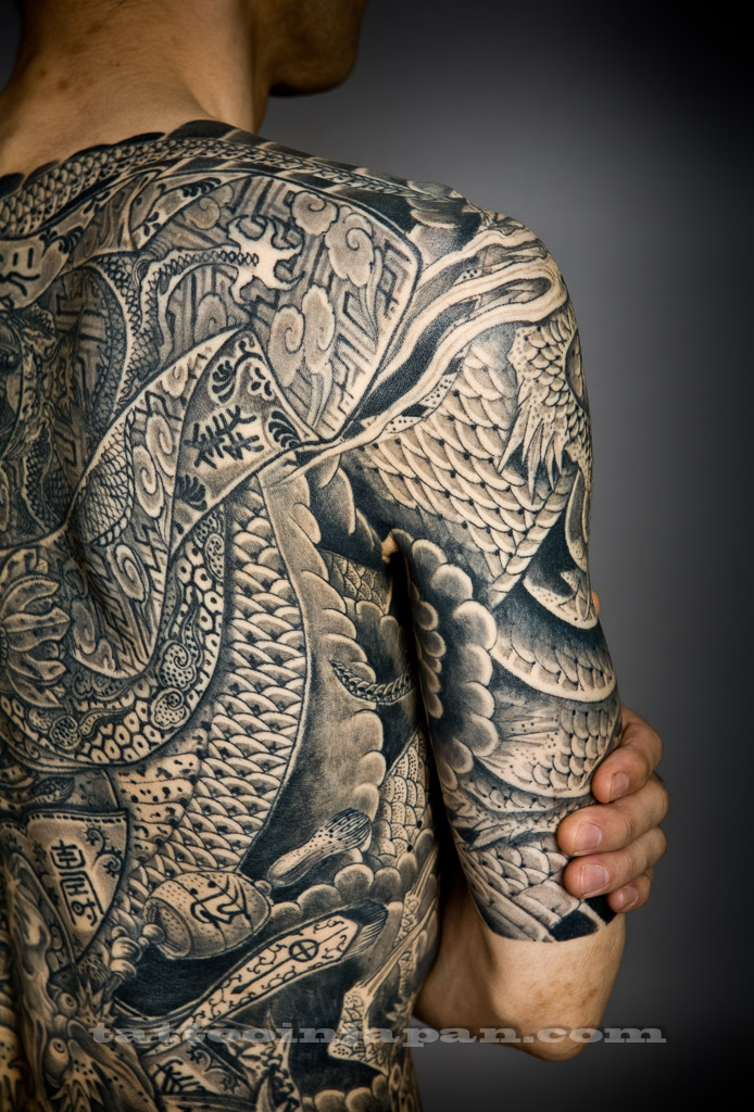horiyoshi iiitattoo in japan